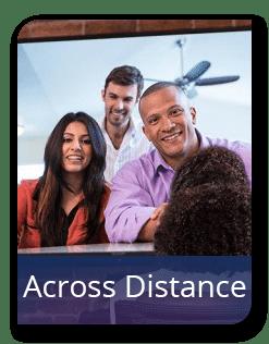 Across Distance