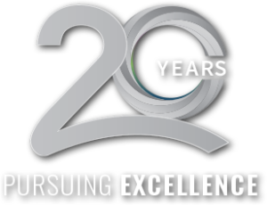 Twenty Years Pursuing Excellence