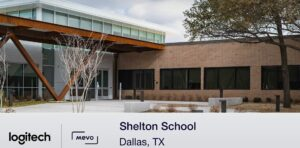 Logitech Case Study: Mevo x Shelton School